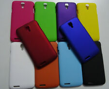 IMPORTED MATTE FINISH HARD BACK CASE COVER FOR MICROMAX CANVAS JUICE A77 A177