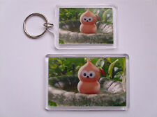 ZINGY EDF ENERGY MASCOT Keyring or Fridge Magnet = ideal gift idea !!!!!!!!!!!