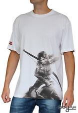 T-SHIRT TOMB RAIDER LARA CROFT tshirt TOMB RAIDER LARA CROFT 100% ORIGINALE