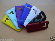 Premium Hard Back Shell Cover Case Guard For Motorola Moto G  XT1032 - 7 COL