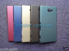 Brand New Pudini Hard Back Shell Case Cover for Sony Xperia M2 Dual D2302