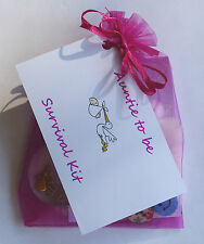 Baby shower. Mum to be - share news to Gran to be, Nana, Grandad Can personalise
