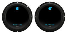"2) PLANET AUDIO AC10D 10"" 3000W Dual 4Ohm Voice Coil Car Stereo Audio Subwoofers"