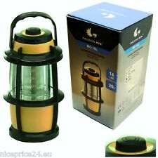 DURACELL VARTA Mactronic LED Outdoor-Camping-Zelt-Lampe-Laterne-Leuchte dimmbar