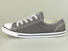 Converse All Star Chucks 532353C CT AS Dainty OX Charcoal +Neu+ viele Größen