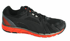 f54ede0e4d04 Puma Faas 600 S Mens Trainers Running Shoes Mesh Lace Up Black 186733 05 D38