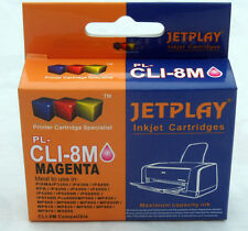 1 Canon CLI-8 MAGENTA Chipped Compatible Ink Cartridge - UK SELLER