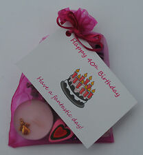 Happy Birthday gift & card 30th 40th 50th 60th 65th 70th *Novelty Survival Kit*