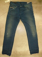 DIESEL BELTHER JEANS WASH 0818V STRETCH Regular Slim Tapered +Neu+ versch Größen