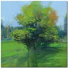 Quadro Lou Wall 'Long Afternoon '  Stampa su Tela Canvas