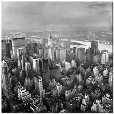 Quadro New York Skyline'  Stampa su Tela Canvas