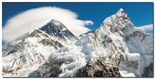 Quadro Monte Everest (dettaglio)' Stampa su Tela Canvas