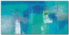 Quadro Heather Taylor 'Azure' Stampa su Tela Canvas