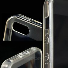 SuperSlim Klar Crystal Schutz Hülle Glasklar Case Cover Für Apple iPhone 5 5S