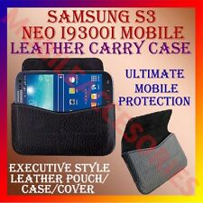 ACM-HORIZONTAL LEATHER CARRY CASE for SAMSUNG S3 NEO I9300I MOBILE POUCH COVER