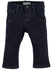 Name it Jeanshose gefüttert Kinder Jeans Blue Denim BENT Gr 80-104