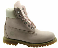 Timberland AF EarthKeepers 6 Inch Premium Womens Boots Pink Waterproof 8716R D35