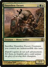 FOIL Scorta Intrepida - Dauntless Escort MTG MAGIC AR Alara Reborn Eng/Ita