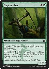 4x Arciere di Sagu - Sagu Archer MTG MAGIC KTK Khans of Tarkir Eng/Ita