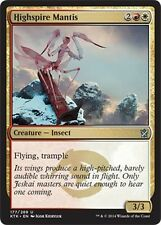 4x Mantide di Altopicco - Highspire Mantis MTG MAGIC KTK Khans of Tarkir Eng/Ita