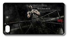 TOM HARDY BANE 'QUOTE' HARD BACK CASE COVER FOR IPHONE 4/4S, 5/5S, 5C, 6 & 7.