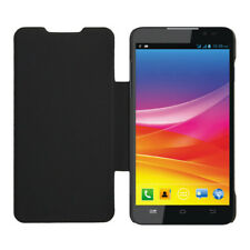 ACM-LEATHER DIARY FOLIO FLIP CASE for MICROMAX CANVAS NITRO A310 MOBILE COVER