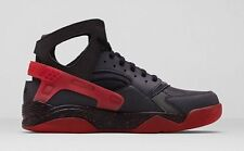 Nike Air Flight Huarache PRM QS Black/Challenge Red(686203-001)(PTI)