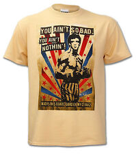 Official Rocky You Ain't Nothin' T Shirt  Sylvester Stallone Rocky Balboa New
