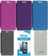 TBZ Flip Cover Case for Micromax Canvas 4 plus A315 with Screen Guard opt
