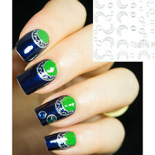 1 Blatt Water Transfer Nail Art Sticker Nagel Tattoo Decal Aufkleber Design16097