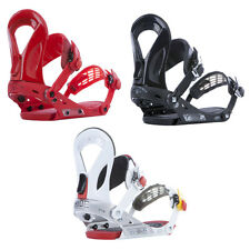 Ride EX Snowboard Bindings New 2015 All-Mountain Binding
