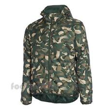 Puma Giubbotto FUN Hooded Padded Ja 830124 26 Moda Camouflage Uomo casual