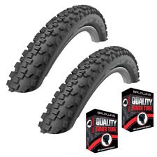"""26"""" x 2.10 SCHWALBE BLACK JACK Puncture Protection KNOBLY Bike / Cycle Tyre"""