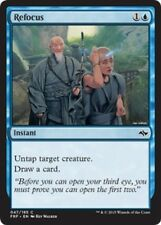 4x Rimettere a Fuoco - Refocus MTG MAGIC FRF Fate Reforged Eng/Ita