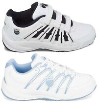 New K Swiss Optim Omni Boys Tennis Shoes  Trainers