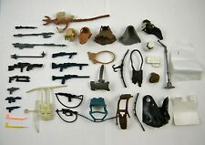 VINTAGE STAR WARS ORIGINAL WEAPONS & ACCESSORIES - MANY TO CHOOSE FROM !