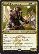 FOIL Surrak Artiglio di Drago - Dragonclaw MTG MAGIC KTK Khans of Tarkir Eng/Ita