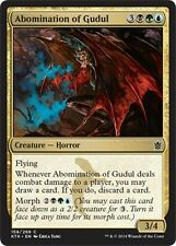 FOIL Abominio di Gudul - Abomination of MTG MAGIC KTK Khans of Tarkir Eng/Ita
