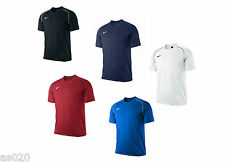 Nike Foundation 12 Mens Short Sleeve Training T-shirt Top - All Colours & Sizes