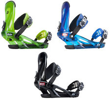 Ride KX Snowboard Bindings 2014 All Mountain Freestyle Binding