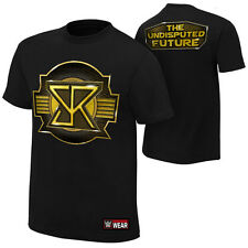 WWE Seth Rollins The Undisputed Future Authentic T-Shirt *NEU* SOFORT LIEFERBAR