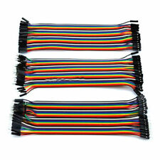 40pcs Jumper Kabel 2.54mm 1p-1p - 20cm - Dupont cable for Arduino Due UNO r3