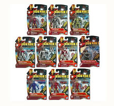MARVEL UNIVERSE AVENGERS IRON MAN 2 ACTION FIGURE TOY, CIVIL WAR - YOUR CHOICE