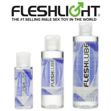 Gel a base d'acqua Lubrificante Fleshlight FleshLube Water-based lubricant