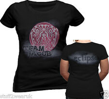 Twilight Wolf Pack T Shirt Official Womens Skinny Eclipse Team Jacob Tattoo 6298