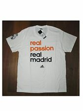 Adidas Real Madrid Real Passion Love T-Shirt  XS -XXL ** TOP ** NEU & OVP