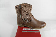 Marco Tozzi Ankle Boots brown RV NEW