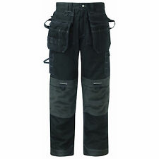 Dickies Mens Eisenhower Multi-Pocket Work Trousers / Pants / Bottoms