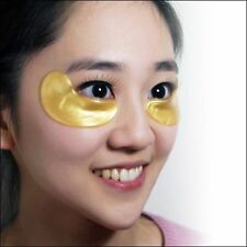 Premium Crystal Collagen 24k Gold Under Eye Face Mask Anti Ageing-Wrinkle Patch