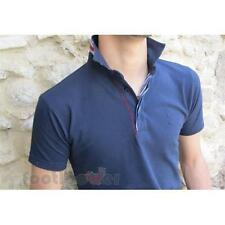 Polo 310 Bradano 97% Cotone Fashion Uomo Navy Made In Italy Moda Casual IT